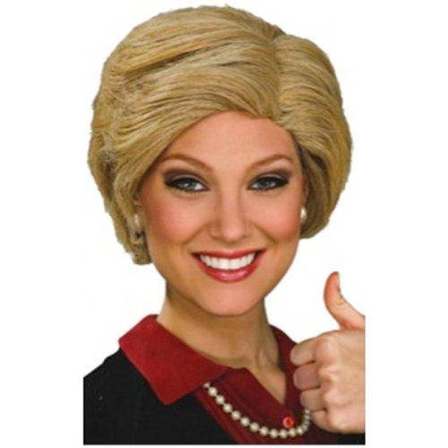 Hillary Clinton Wig Costume Accessory