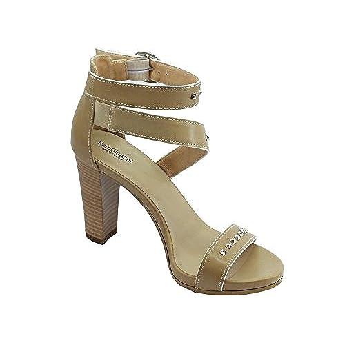 d4c4e6c559786 Caliente de la venta Nero Giardini Sandalias de Vestir de Piel para Mujer
