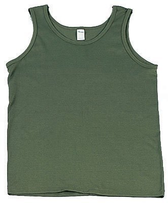 Rothco #6711 Tank Top, Olive Drab, -