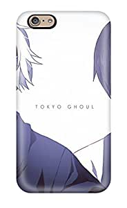 Tpu Shockproof/dirt-proof Tokyo Ghoul Cover Case For Iphone(6)