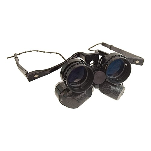 Beecher Mirage Rimless View Binocular Glasses