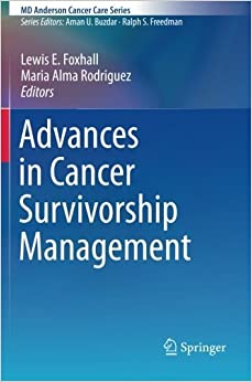 Book Advances in Cancer Survivorship Management (MD Anderson Cancer Care Series) (2014-10-13)