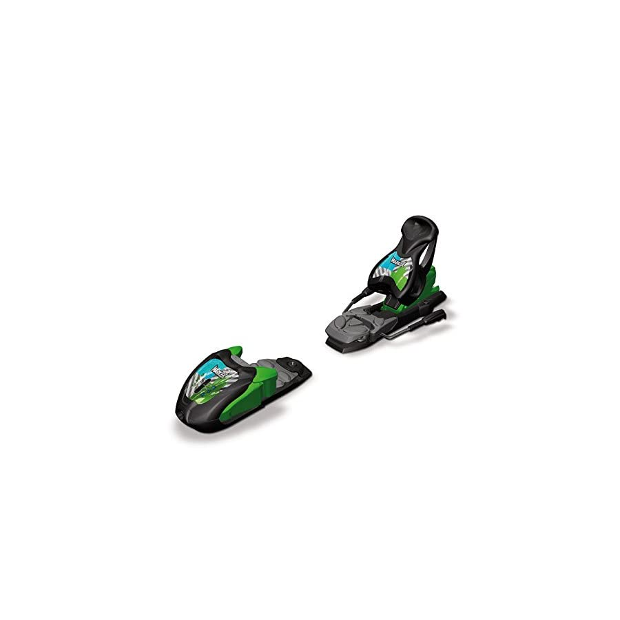 Marker M7.0 Free Binding Youth Black / Green / Blue 85