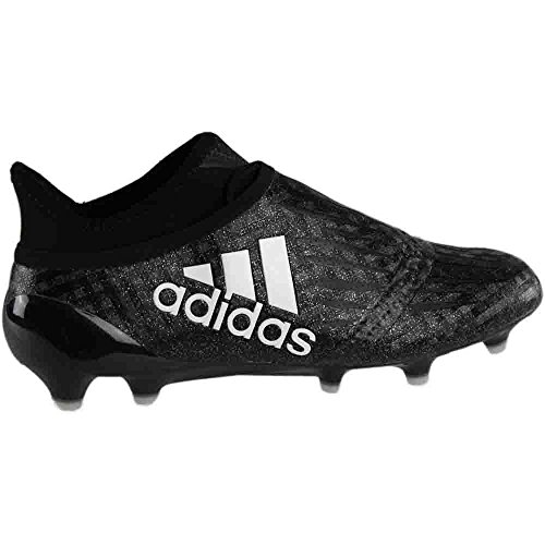 Adidas Mens Football X 16+ Crampons Fermes Au Sol Purechaos Noir