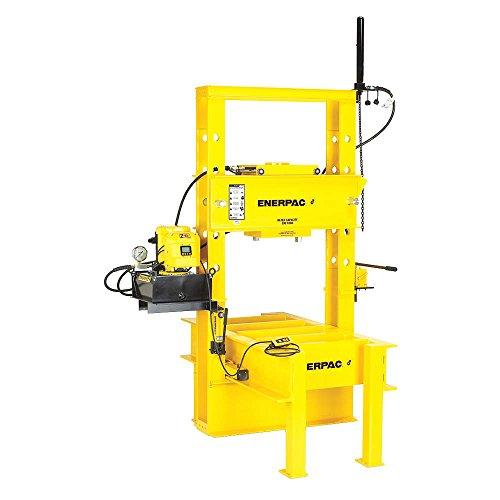 50 Ton Hydraulic Shop Press (Enerpac - IPR5075 - Hydraulic Shop Press, 50 Ton)