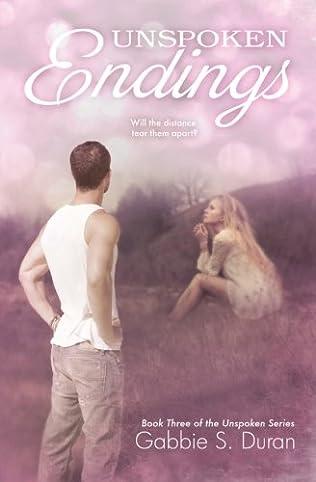 book cover of Unspoken Endings