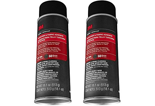 3M 38808 Headliner and Fabric rMHrh Adhesive