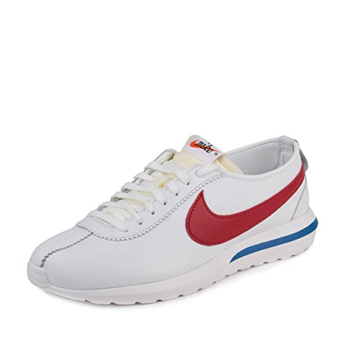 f3c554072fe72 Galleon - Nike Roshe Cortez NM SP 806952-164 White Red Royal Men s Shoes  (size 8)