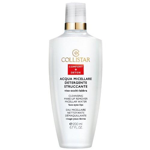Collistar Comfort+Detox - Acqua Micellare Detergente Struccante per Viso, Occhi e Labra, 400 ml Collistar Italy 8015150219006 219000