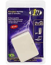 Protetor De Raio Para Eletrônicos 2 Tomadas 20A Bivolt Pw