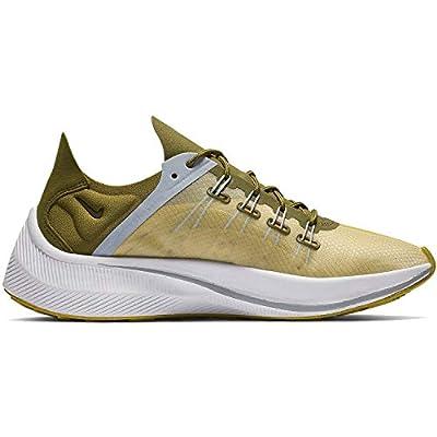 Nike Women's EXP-X14 Dark Citron/White/Obsidian Mist/Olive Flak AO3170-301