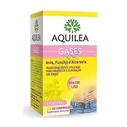 Aquilea Gases x 60 Comprimidos: Amazon.es: Salud y cuidado ...