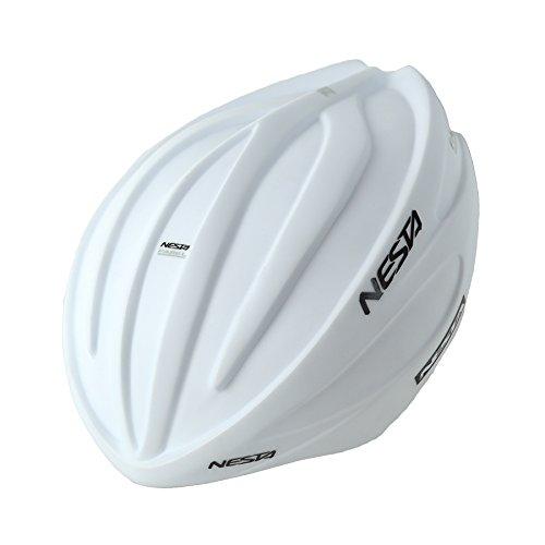 Nesta Fabel Aero Coque pour casque de cyclisme Unisexe Adulte