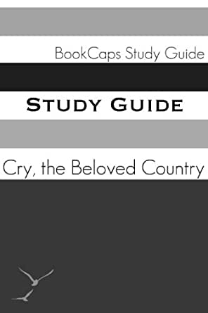 a literary analysis of the cry the beloved country Free essay: racism exposed in cry, the beloved country the purpose of cry, the beloved country, is to awaken the population of south africa to the racism.