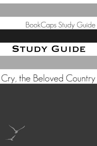 cry the beloved country study guide