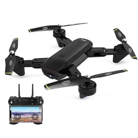 Elegantamazing DM107S Dual Cameras Plegable RC Drone Soporte de ...