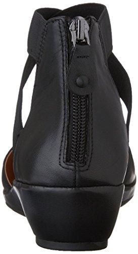 Enamel 8 Classic US Heel Black Pump Ollio Mid Women's B Shoe 5 M xq0EnXgU