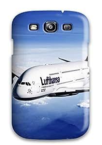 StellaWKeller MxsgLNf645zwGrA Case Cover Galaxy S3 Protective Case Lufthansa