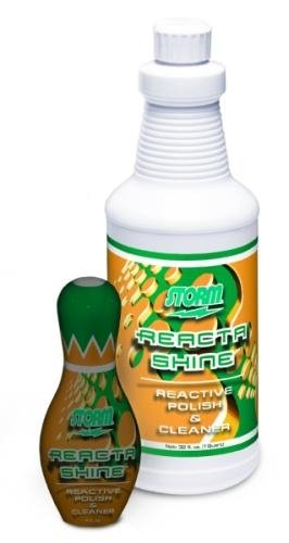 Storm Bowling Products Reacta Shine Bowling Ball Cleaner- Quart by Storm