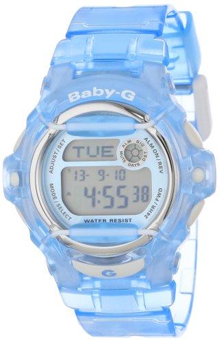 Casio Women's BG169R-2 Baby-G Blue Whale Digital Sport Watch