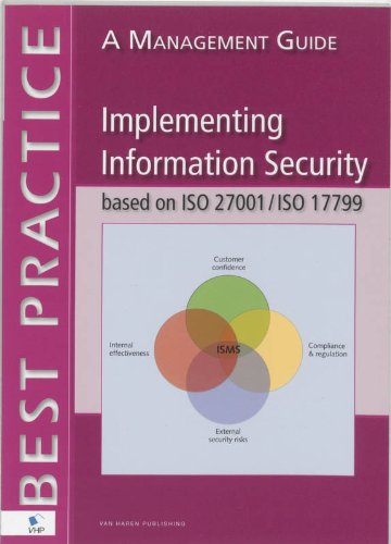 Implementing Information Security Based on ISO 27001 and ISO 17799: A Management Guide (Best Practice)