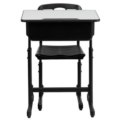 2 Piece Student Desk and Chair Set [Set of 2] by Flash Furniture