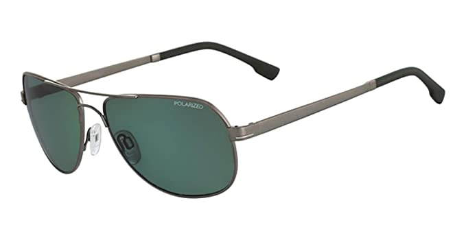 Sunglasses FLEXON SUN FS-5025P 033 GUNMETAL at Amazon Mens ...