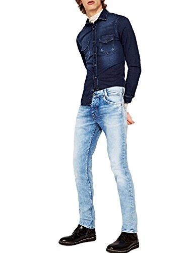 Pepe Jeans - SPIKE Bleach Herrenjeans W32/L32