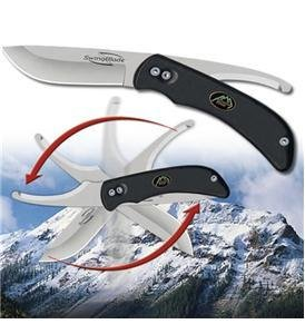 Outdoor Edge Swingblade  SB-10N Rotating Blade Skinning/Gutting Knife, Outdoor Stuffs
