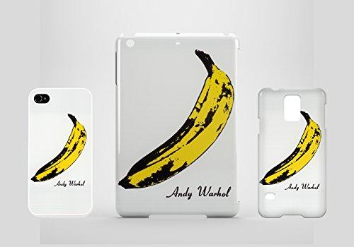 Andy Warhol Velvet Underground iPhone 7+ PLUS cellulaire cas coque de téléphone cas, couverture de téléphone portable