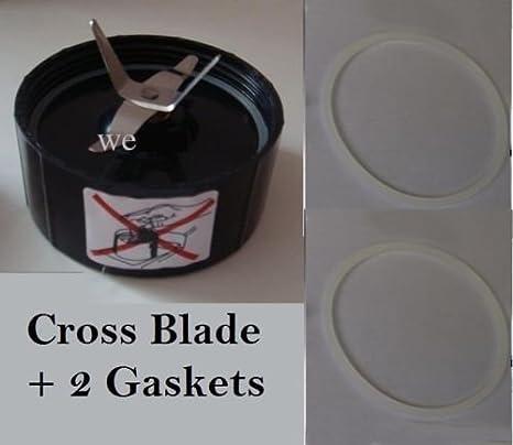 Cuchillas rotativas y 2 juntas extra Piezas de repuesto para ...