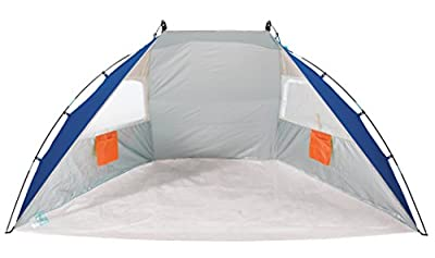 Rio Beach UPF 50+ Portable Beach Tent & Sun Shelter