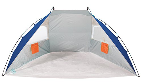 (Rio Beach UPF 50+ Portable Beach Tent & Sun Shelter)