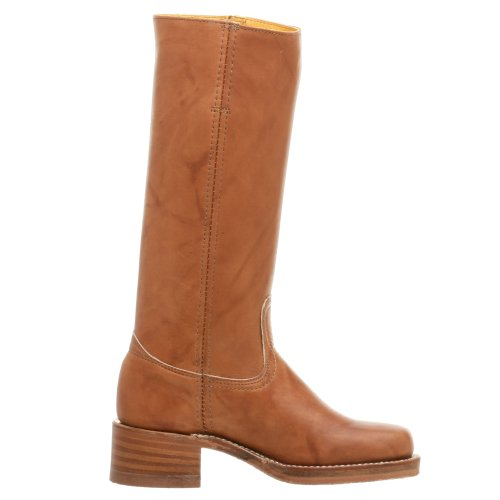 FRYE Womens Campus 14L Boot Saddle