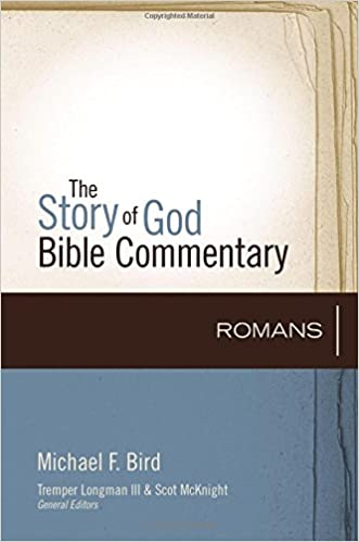 Romans the story of god bible commentary michael f bird scot romans the story of god bible commentary michael f bird scot mcknight 9780310327189 amazon books sciox Gallery