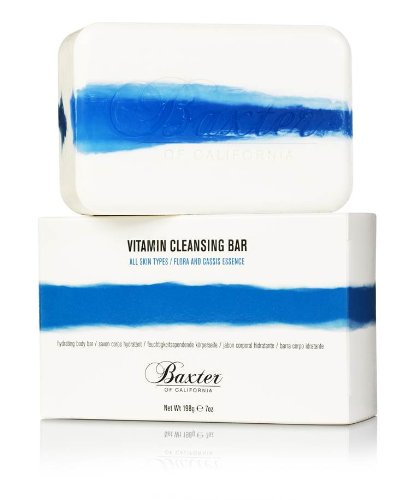 Price comparison product image Baxter of California Vitamin Cleansing Bar, Flora and Cassis, 7 oz