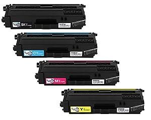 Brother Printer TN336 Toner (Black-Cyan-Magenta-Yellow)