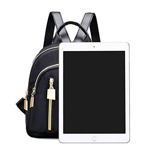 Yellow Backpack P amp; Z Schoolbag Travel Womens Girls Fashion Casual Daypack Storage ZwvPxU61Pq
