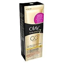 Olay Total Effects Pore Minimizing Cc Cream Light To Medium, 1.7 Fl Oz