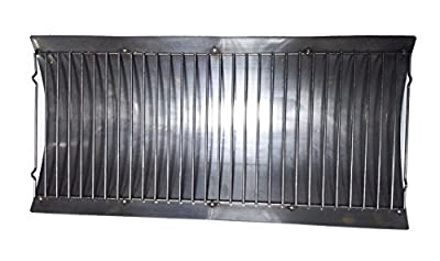 BBQ funland RP3508 Aluminized Steel Miscellaneous Repair Part Replacement for Select Char Griller Gas Grill Models