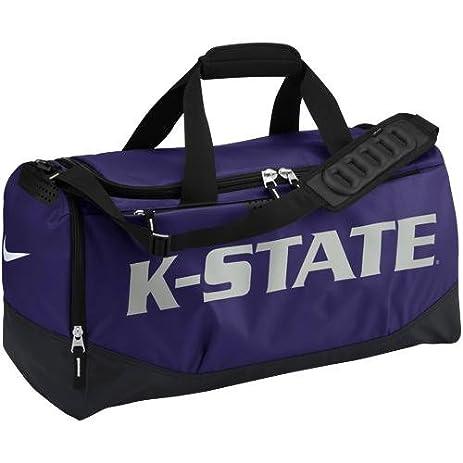 ... purple nike air max backpack Nike Vapor Power Kansas State ... sale  Kansas  State Wildcats Team Training Medium Duffle Bag new product a8d2d f60c8 ... 0d1407678b