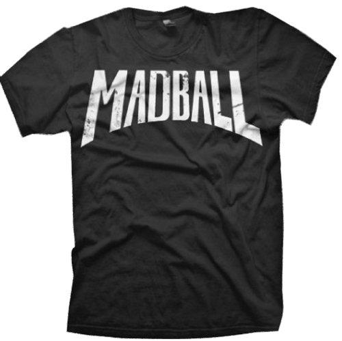 MADBALL - The Real American Hardcore - Black T-shirt - size XX-Large
