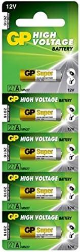 Gp Batterien Gp27a C5 Hochvolt Super Alkaline Batterie Kamera
