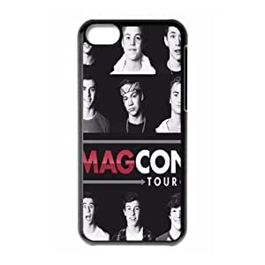 Hjqi - Custom Magcon Boys Phone Case, Magcon Boys Customized Case for iPhone 5C