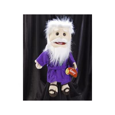 Sunny Toys GL3603 14 In. Noah44; Biblical Character Puppet: Office Products