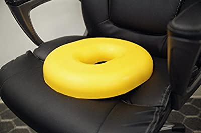 Foam Ring Cushion | Comfortable, Supportive, High-Density Therapeutic Foam Seat for Pressure Relief