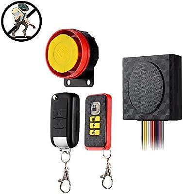 Kit de seguridad de turnraise de la motocicleta Sistema de ...