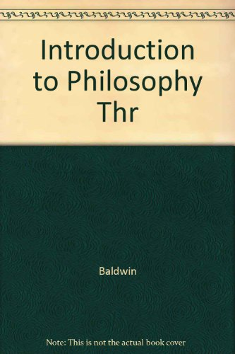 Introduction to Philosophy Through Literature