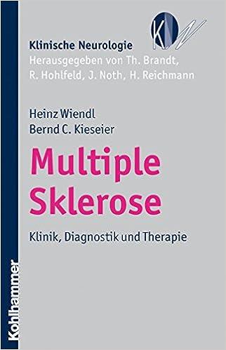 Laden Sie Bücher auf Spanisch herunter Multiple Sklerose: Klinik, Diagnostik und Therapie (Klinische Neurologie) (German Edition) PDF CHM B00QU4NAHK by Bernd C. Kieseier
