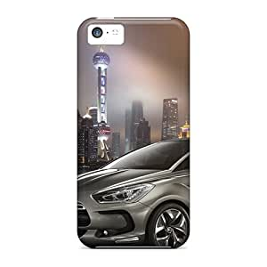 High-end Case Cover Protector For Iphone 5c(citroen Ds5 2012)